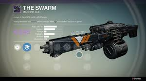 The Swarm - Destiny 1