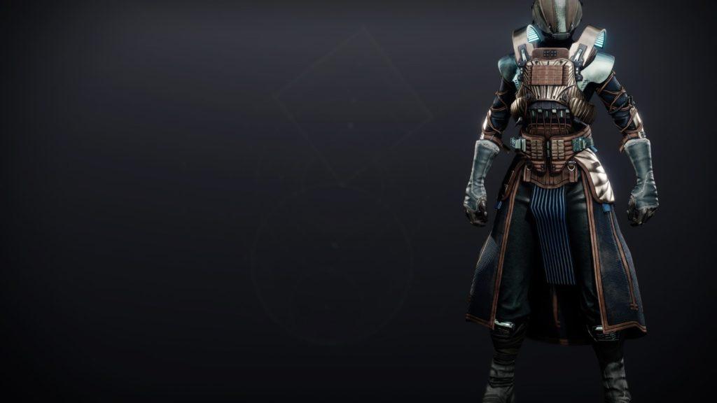 Mantel der Kampfharmonie – Warlock - Exotics