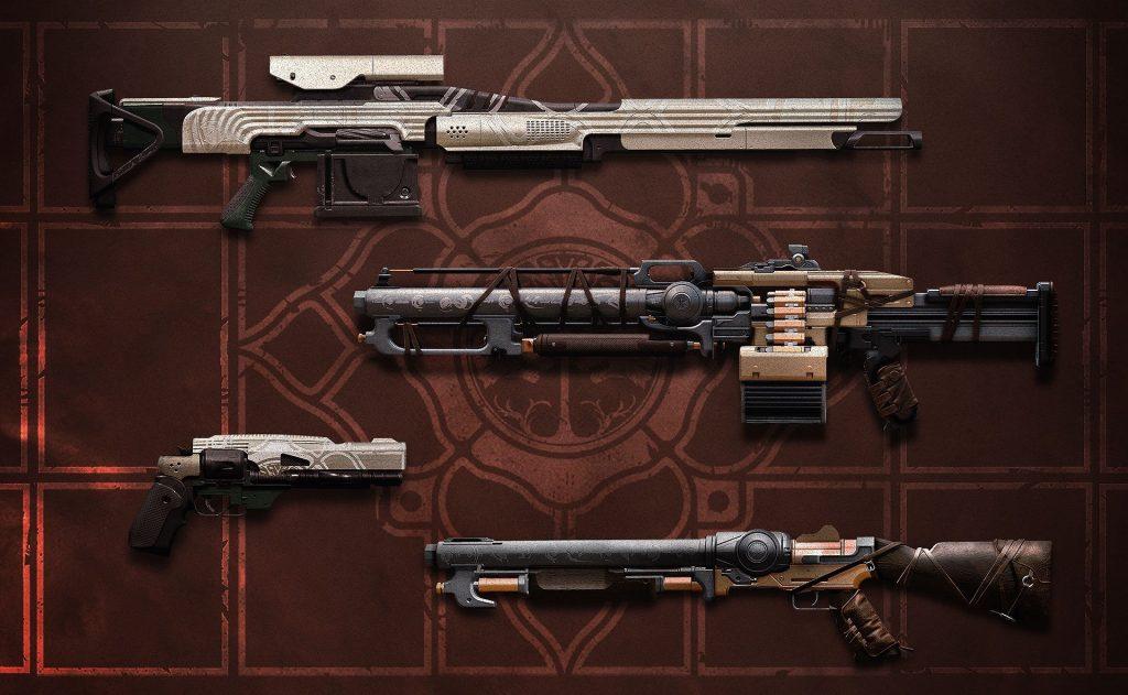 Eisenbannerwaffen S13 - Destiny 2
