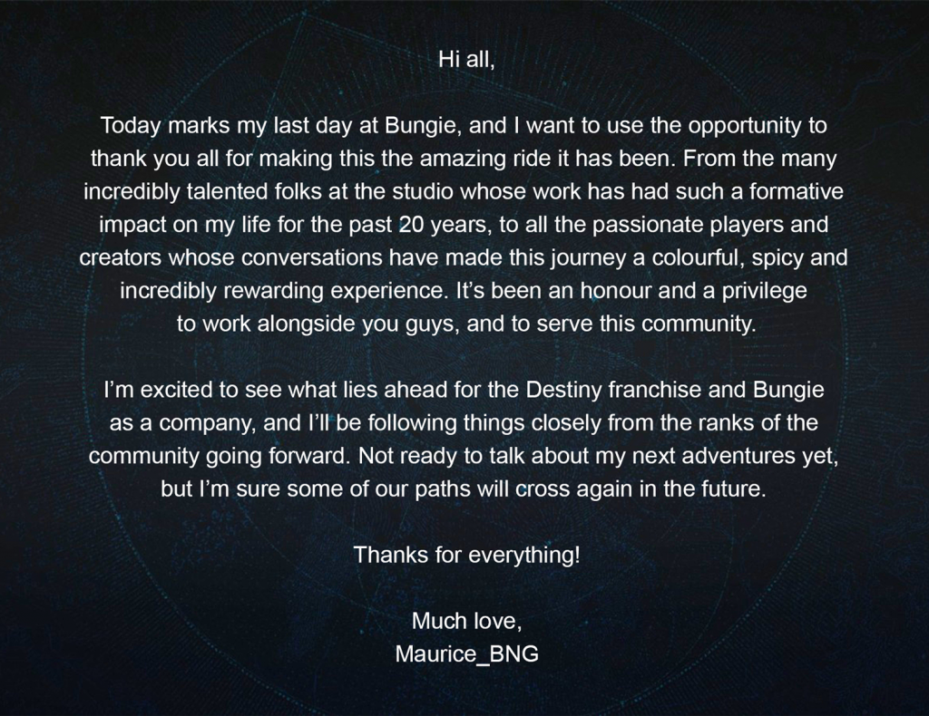 Community-Manager Maurice