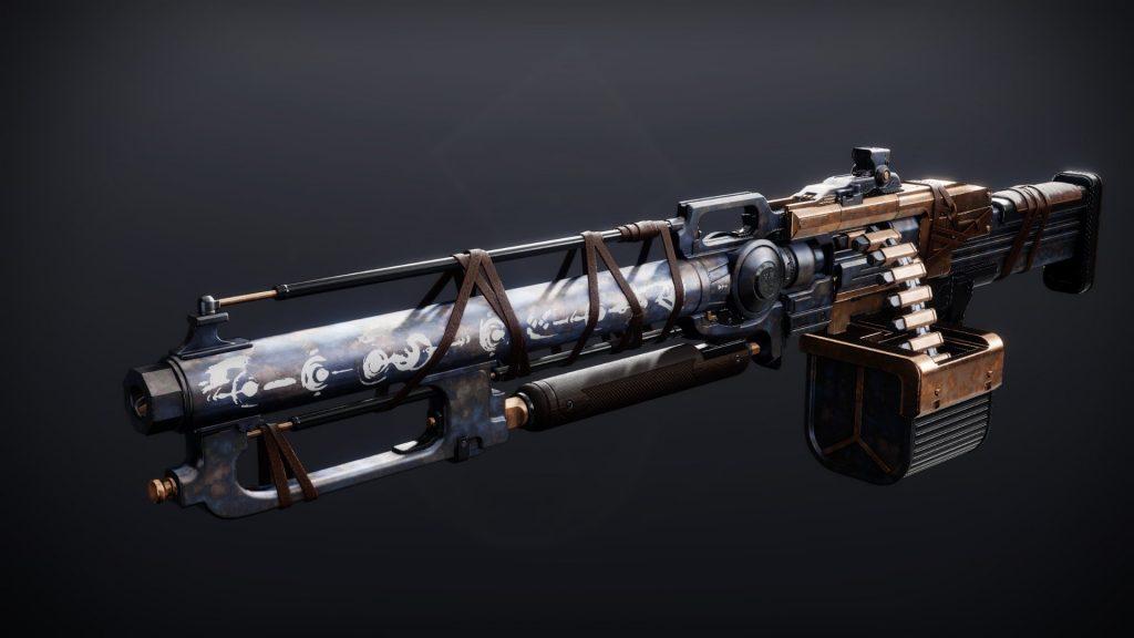 Destiny Maschinengewehr