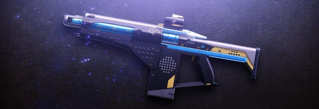 Fusionsgewehr - Fassungslos