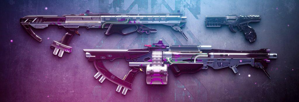 Season Pass-Waffen