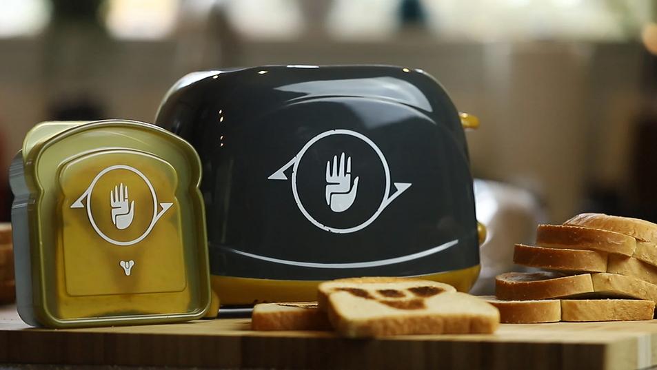 Jötunn-Toaster