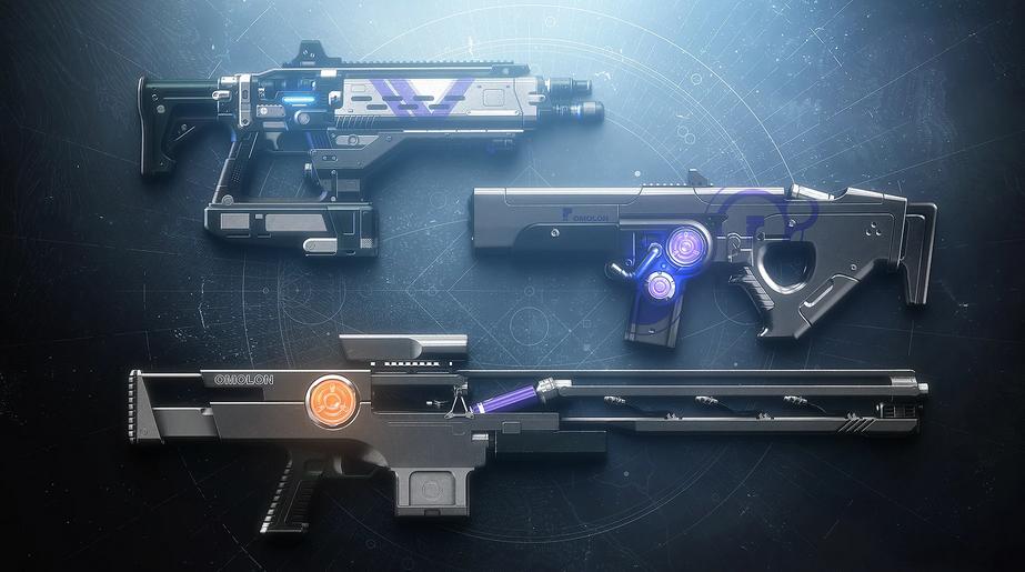 Meister-Waffen in Saison 14