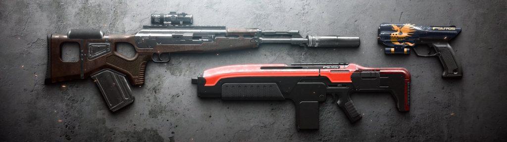 Waffen für Ritualaktivitäten