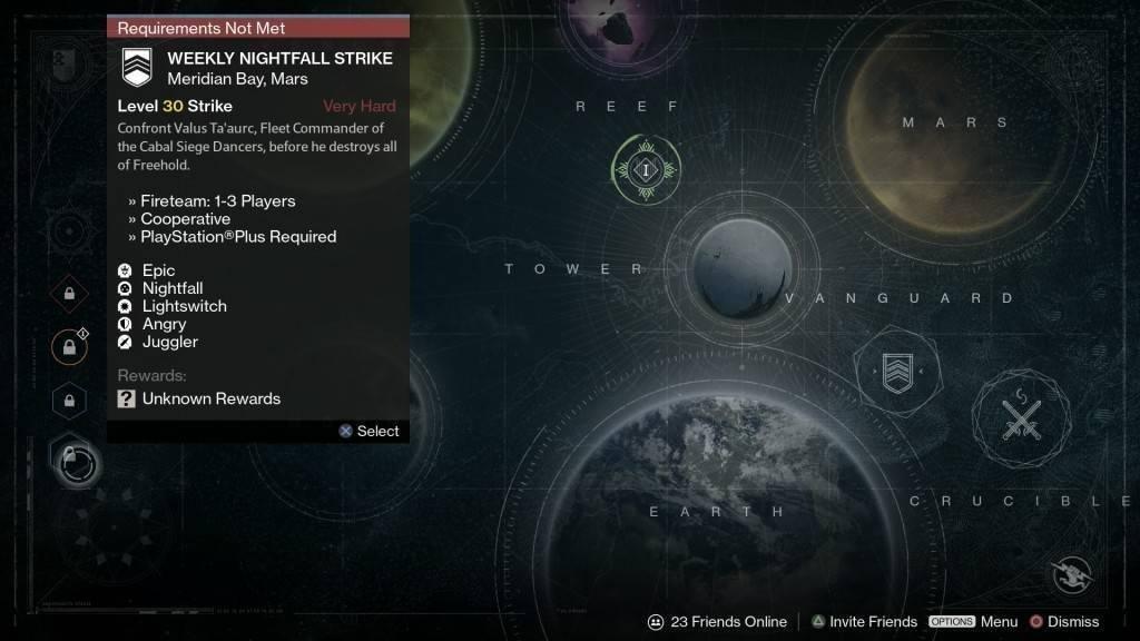 Destiny-woche stike 21x