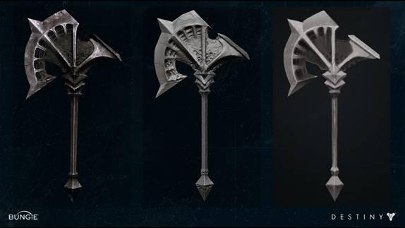 Darkblade-Axt