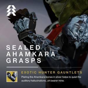 Sealed-Ahamkara-Grasps