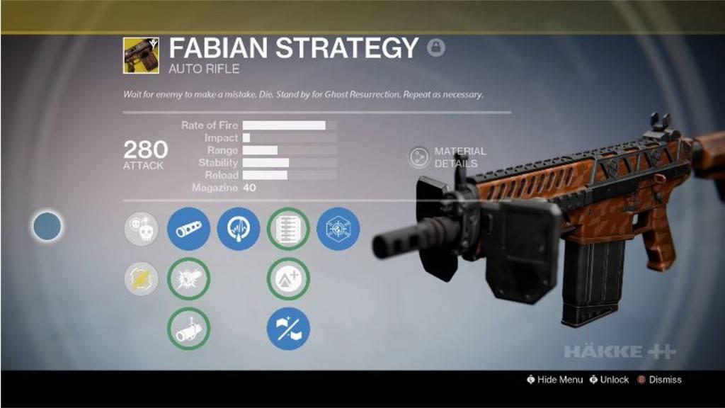 Fabian Strategy