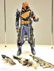 Destiny Warlock Sammelfigur
