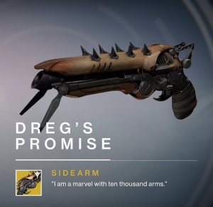 Dregs-Promise