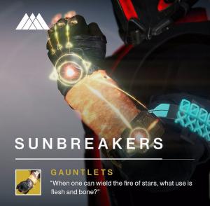 Sunbreakers