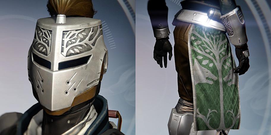 Titan Rüstung