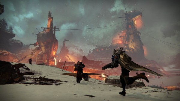 destiny rise of iron E3 1