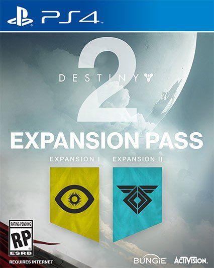 Destiny 2 Content